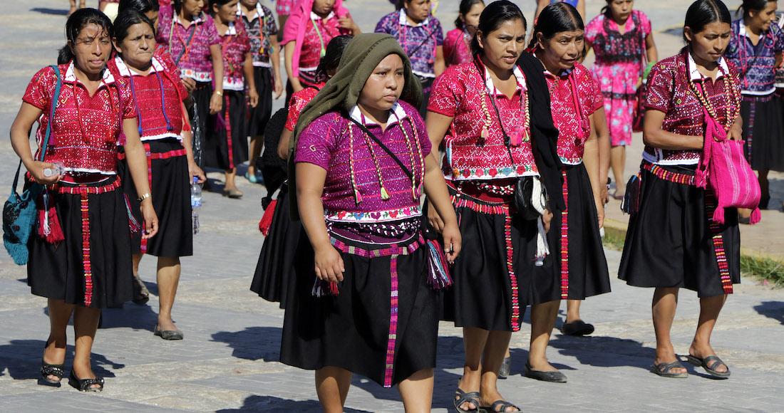 Mujeres Indígenas, Principales Conservadoras De Las