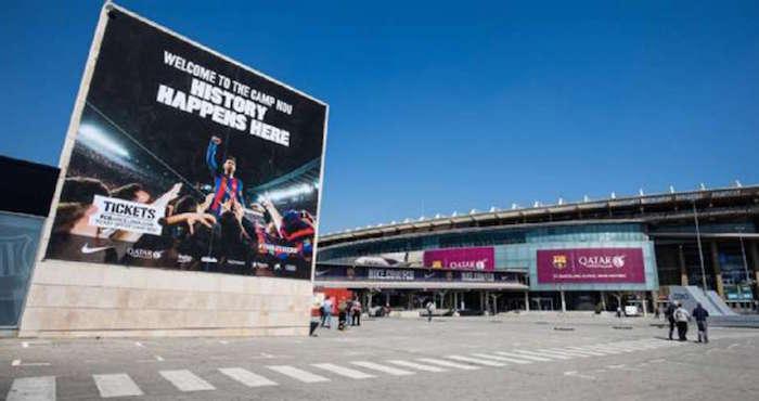 Con doblete de Messi, Barcelona goleó a Valencia