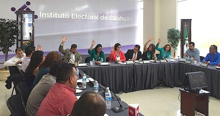 Resultado de imagen para Instituto Electoral de Coahuila