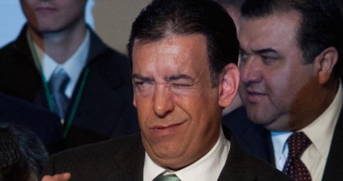 Quien compita con otro partido está fuera del PRI: Ochoa