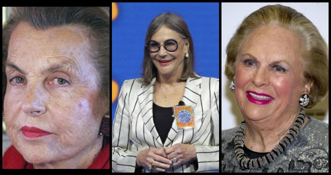 b06db65b9119 Las diez mujeres más ricas del mundo, según la lista de <em>Forbes ...