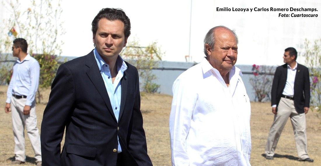 Ex director de Pemex niega relación con Odebrecht