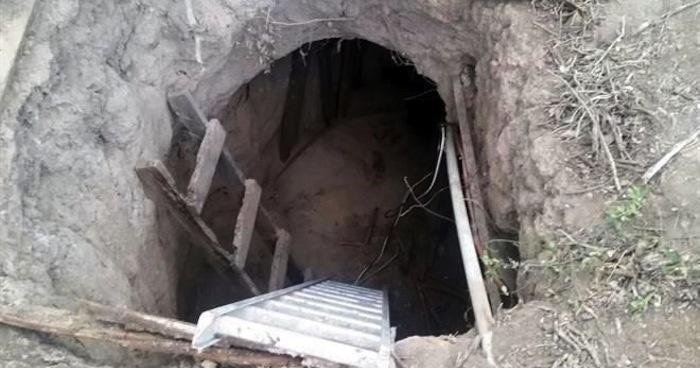 Encuentran túnel incompleto en el penal de Reynosa
