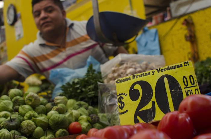 Inflación en México baja 0.15 %, el mayor nivel en casi 8 años