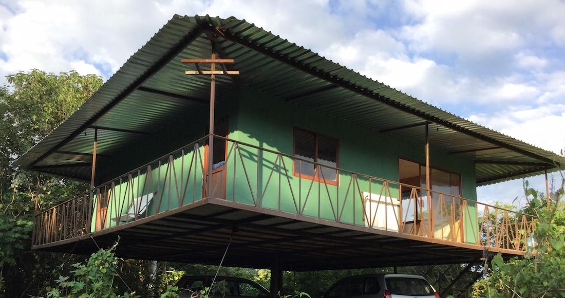 Ingeniero mexicano desarrolla una casa verde basada en la estructura ...