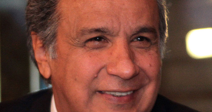Consejo Electoral de Ecuador da victoria a Lenín Moreno