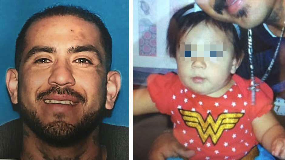Buscan a latino que habría secuestrado a su hija de un año
