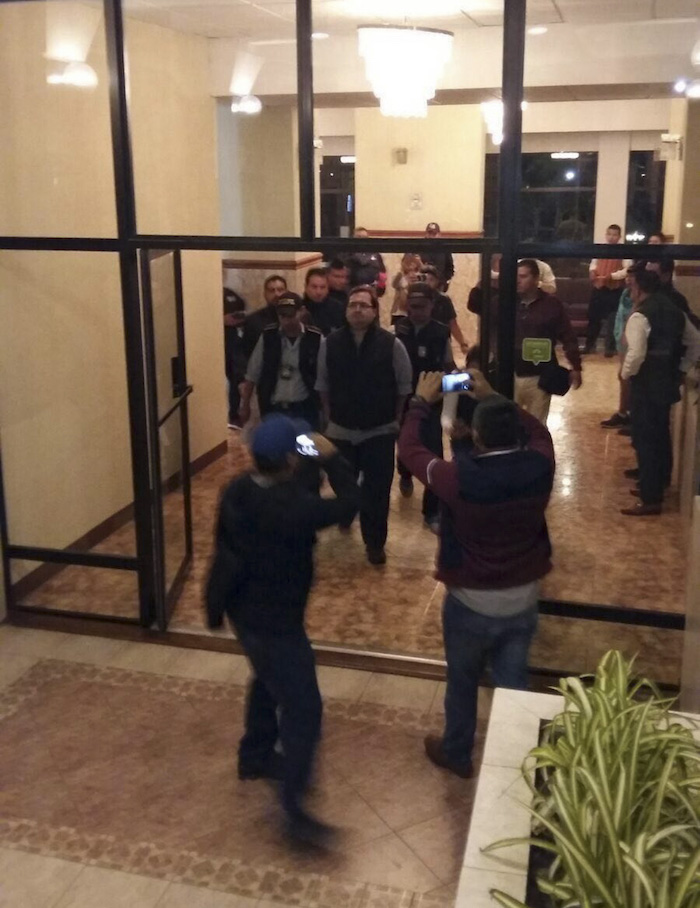 Javier Duarte tenía seis meses en Guatemala ; no acepta extradición