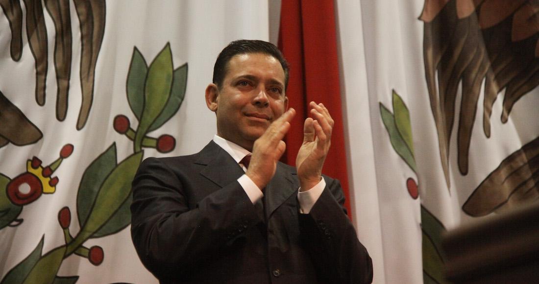 Otorgan amparo a ex gobernador Eugenio Hernández contra orden de captura