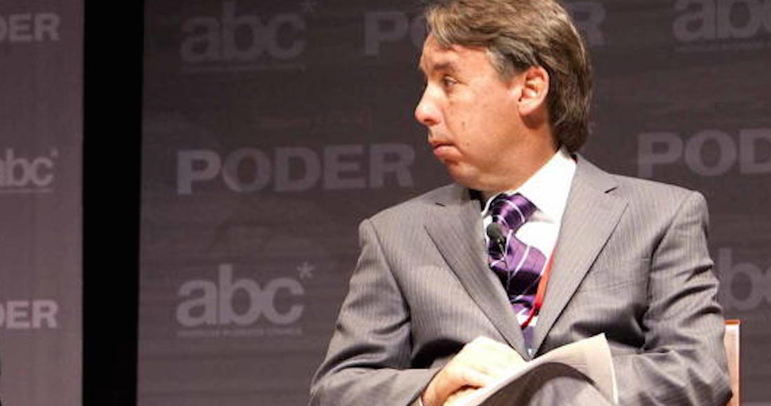 Emilio Azcárraga Jean deja la dirección general de Televisa