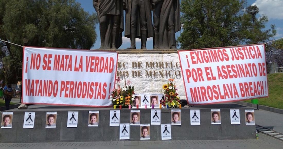 CNDH solicita protección para familia de periodista asesinado en BCS