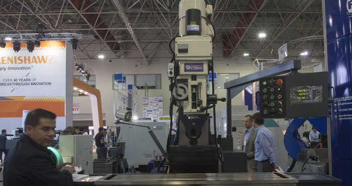Empleo en sector manufacturero repunta 3.6% en febrero