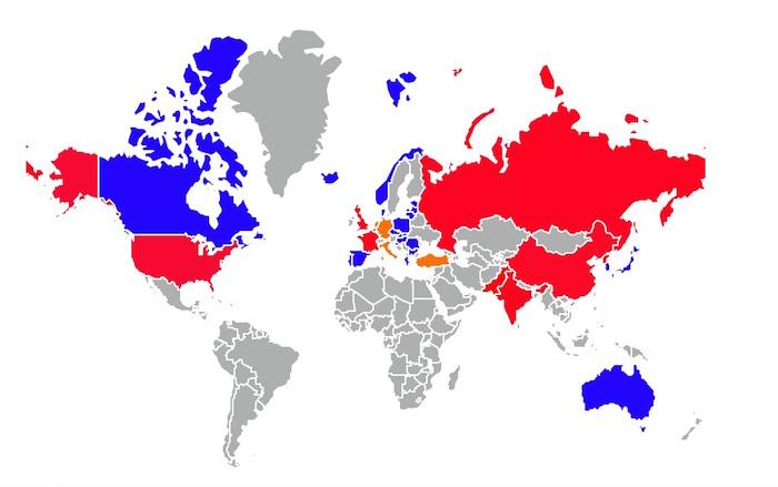 Portaaviones de EEUU comienza ejercicios navales con Japón