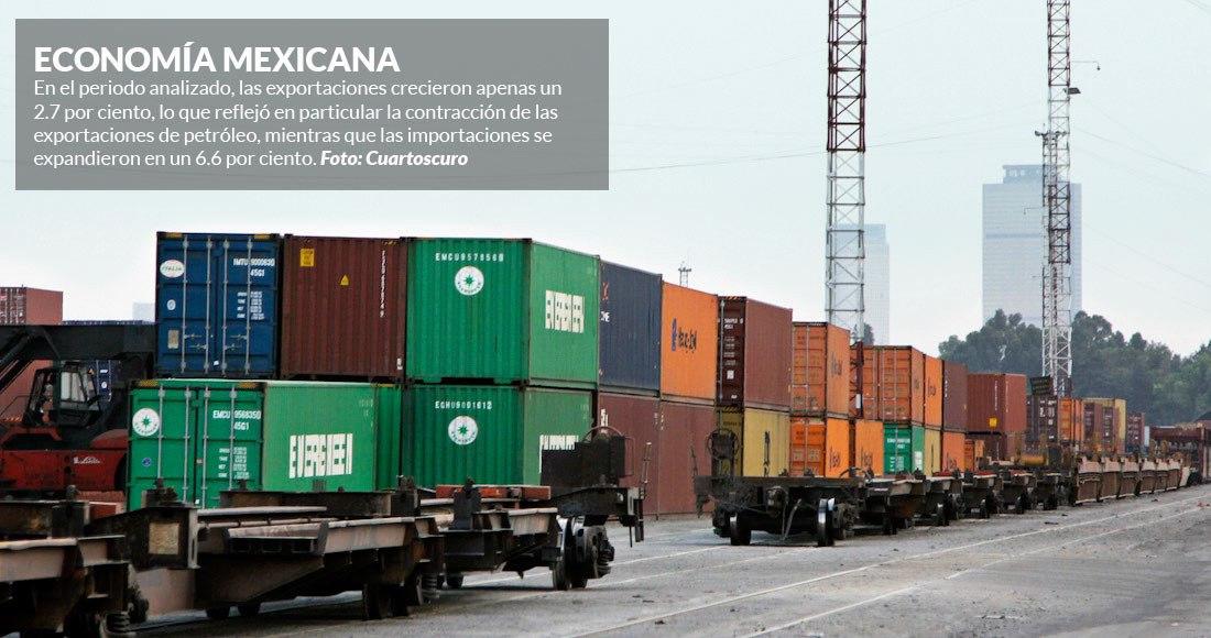 OMC examina política comercial de México, recomienda diversificar — MÉXICO