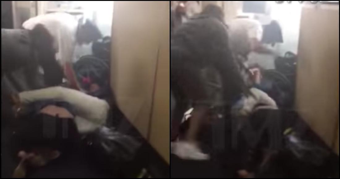 Piloto de Delta Airlines golpea a mujer