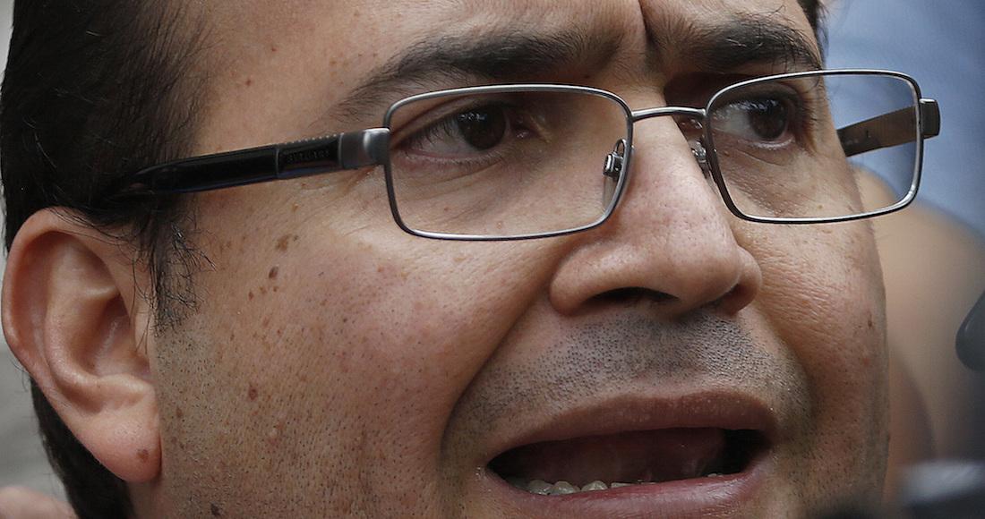 Integra PGR solicitud de extradición de Duarte
