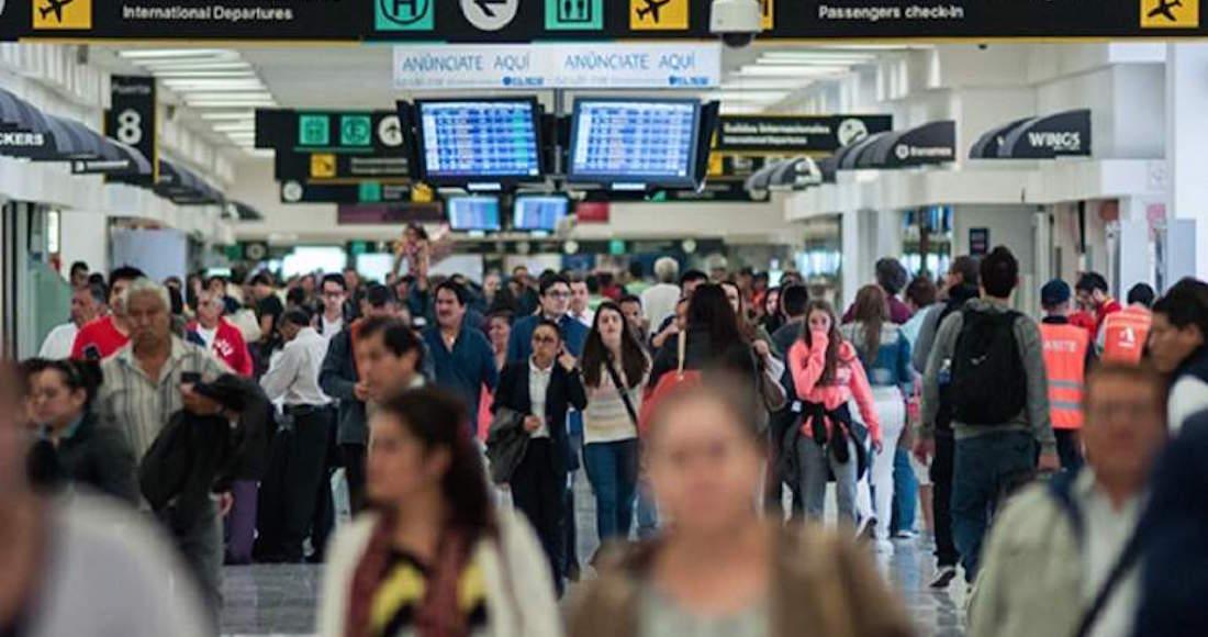 Compensar a usuarios por retrasos podría quebrarnos: aerolíneas