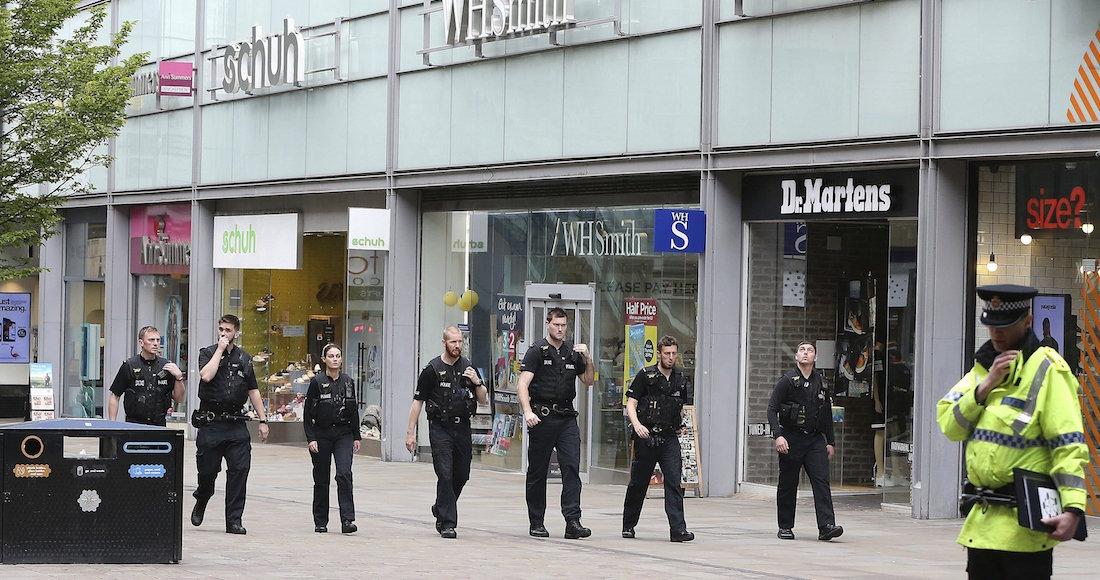 Policía investiga una red en Manchester