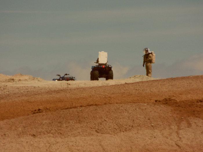 Estudiante mexicano participa en simulaciones de vida y trabajo en Marte