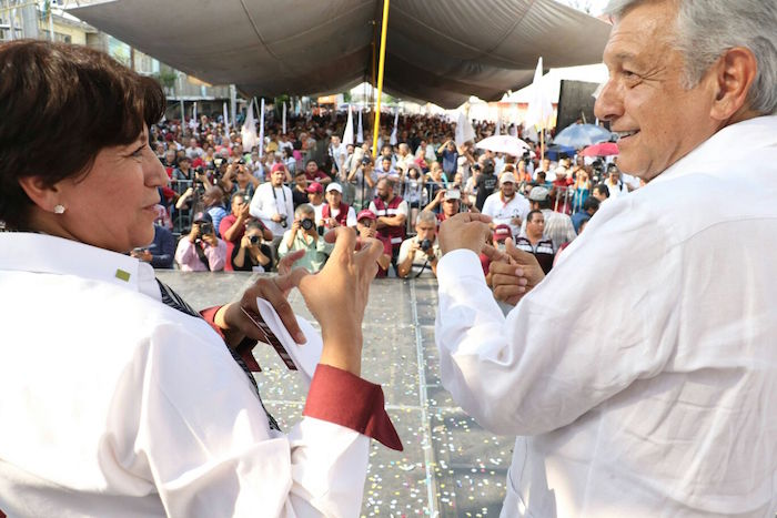 Óscar González del PT declina a favor de Morena en Edomex