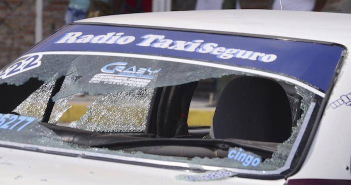 Ejecutan a 4 taxistas en San Miguel de Allende