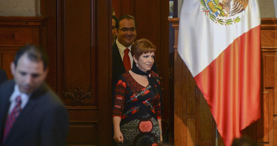 Vinculan a proceso a exvocera de Javier Duarte
