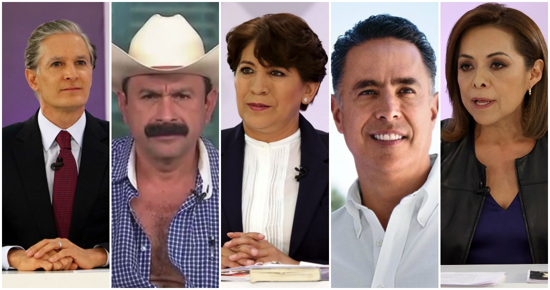 Convocan a candidatos a gobernador a firmar compromisos contra la corrupción
