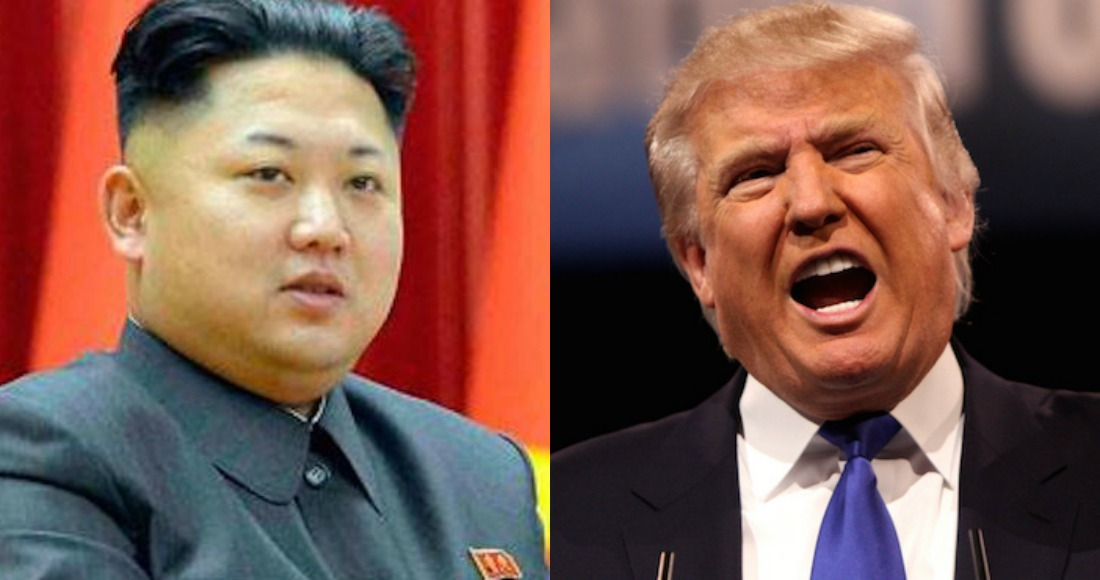Trump dice estar dispuesto a reunirse con Kim en