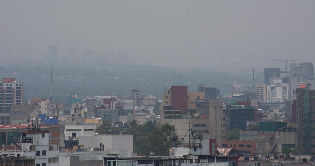La Fase I de Contingencia Ambiental se mantiene mañana en la Zona Metropolitana CAMe