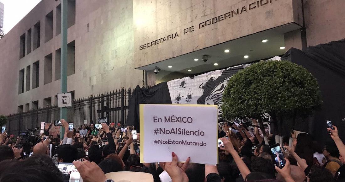 Gobierno de Chile expresa su pesar por asesinatos de periodistas mexicanos