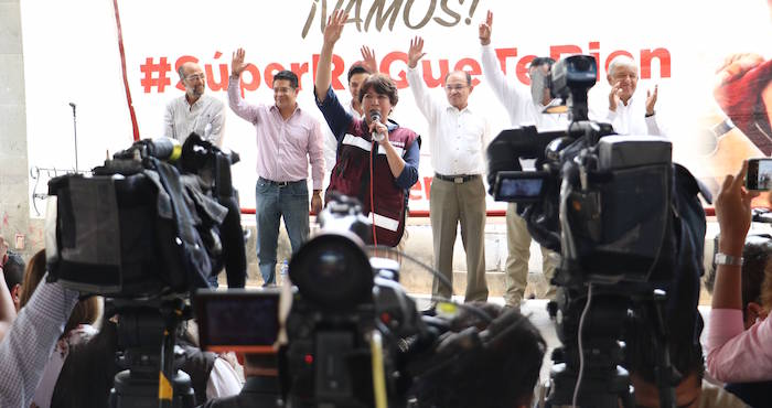 Pese a oferta de austeridad, Del Mazo encabeza dispendio en el Edomex
