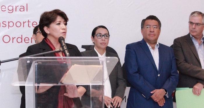 Delfina Gómez; promete bajar sueldo de gobernador — Adiós corrupción