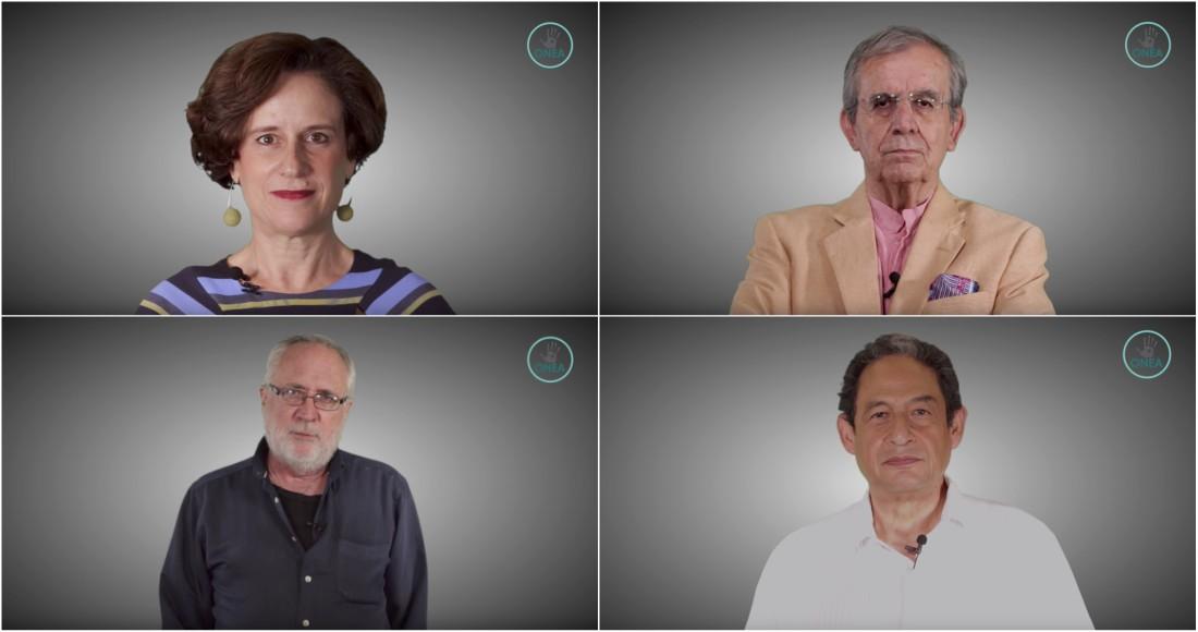 Llaman activistas a no votar por el PRI