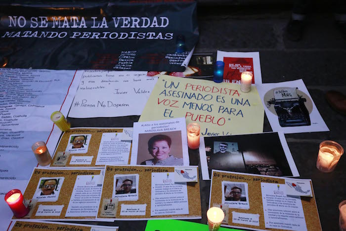 Prensa extranjera en México condena asesinato de periodista Javier Valdez