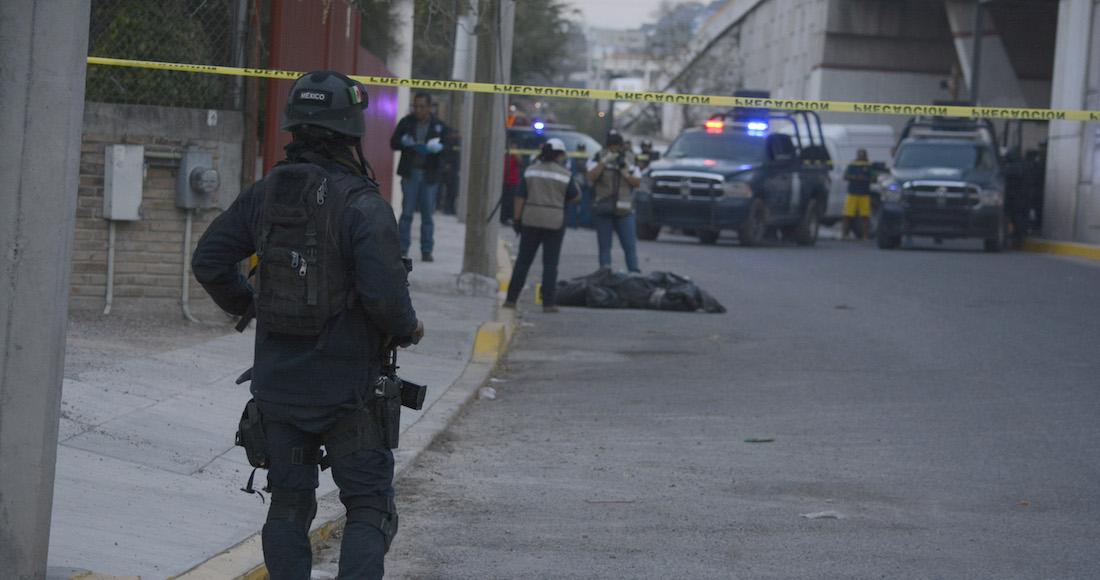 México el segundo país más violento, después de Siria, según informe