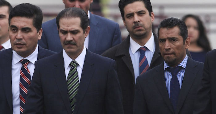 Padrés pide a Corte resolver impugnación sobre Fiscalía Anticorrupción