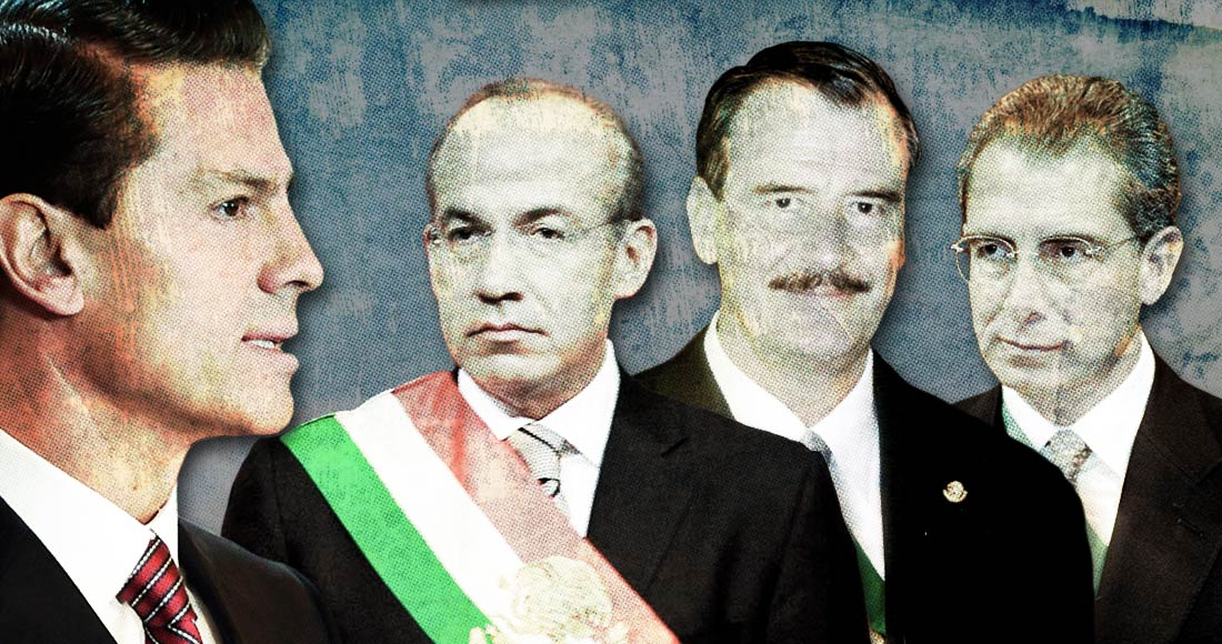 ADEMÁS  Más pronto que a EZ Fox o FCH el olor de la corrupción manchó el sexenio de EPN y pegó a su partido