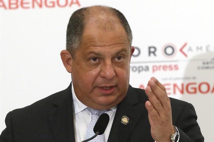 En comparecencia presidente Solís pide a diputado Morales Zapata renunciar a curul