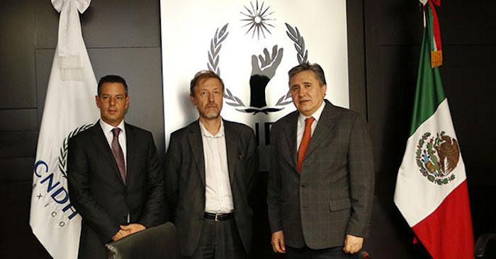 CNDH y ONU garantizan a activistas que caso Nochixtlán no se repetirá