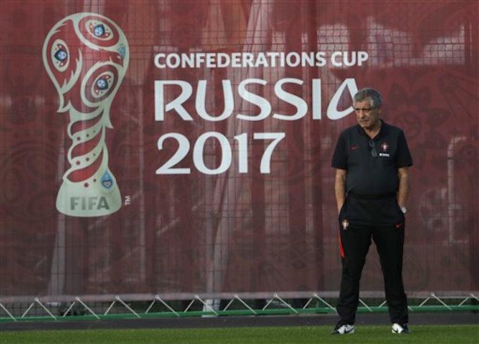 Portugal y México se enfrentarán por la Copa Confederaciones 2017