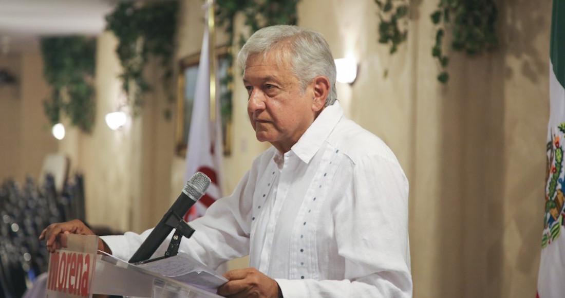 No podemos ir con PRD en 2018: López Obrador