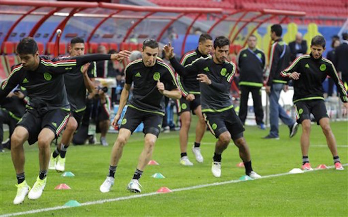 Roma destacó gol de Héctor Moreno en la Copa Confederaciones