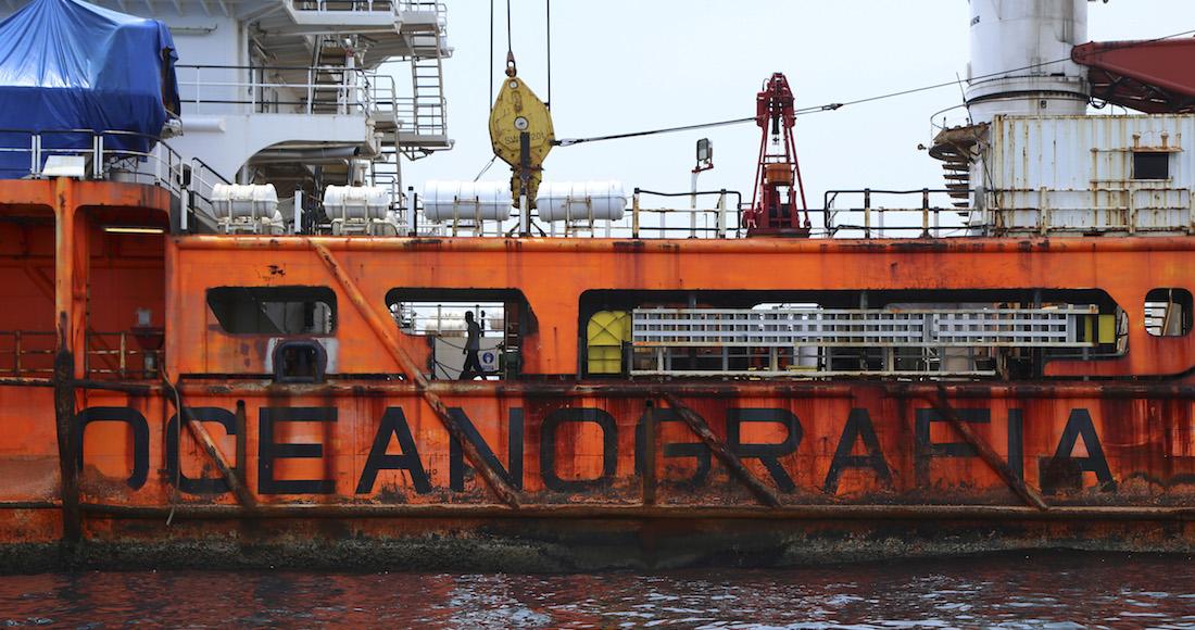 PGR levanta aseguramiento de Oceanografía. Con López Dóriga
