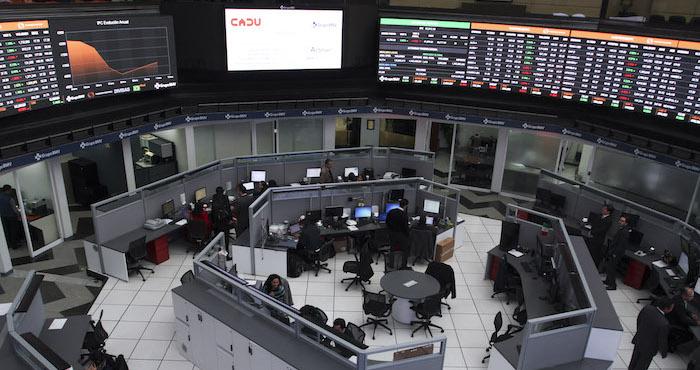 Bolsa Mexicana cierra con ganancia de 0.17%