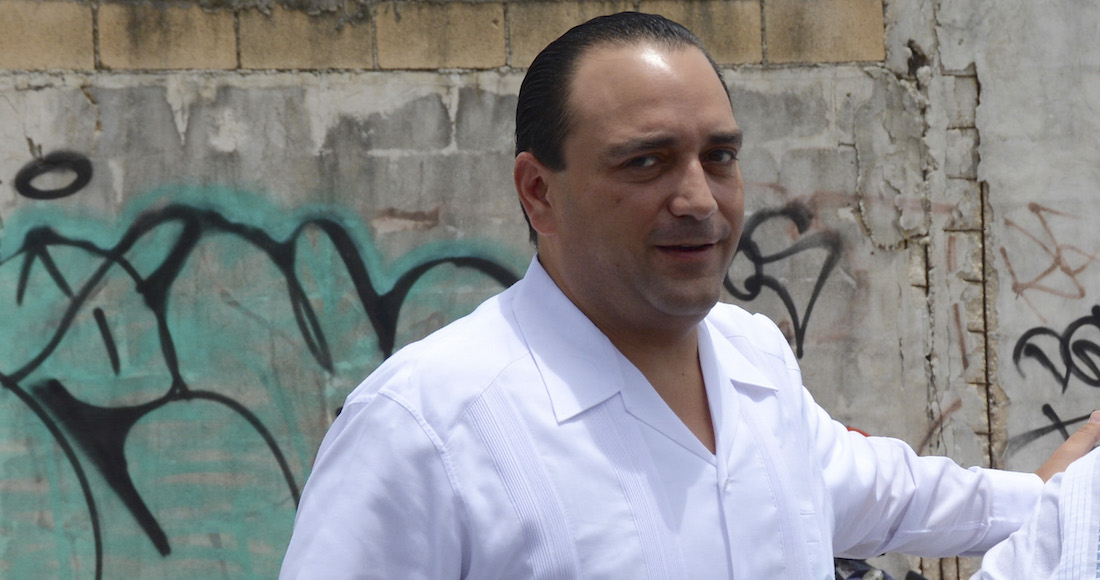 Detenido ex gobernador mexicano en Panamá