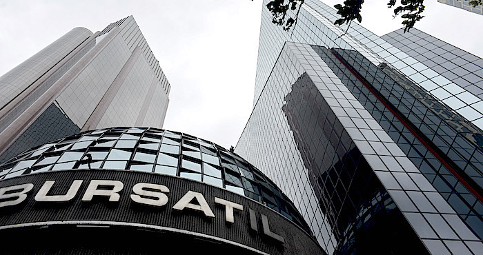 Bolsa Mexicana cierra última jornada del mes con alza