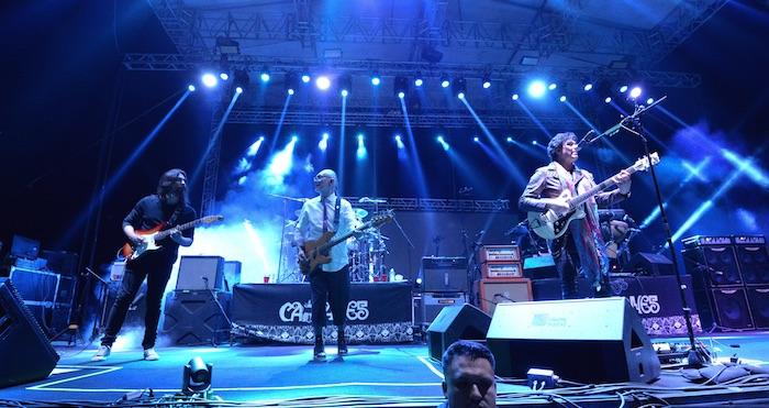 Ecatepec desmiente concierto de Caifanes; la banda afirma tener permiso