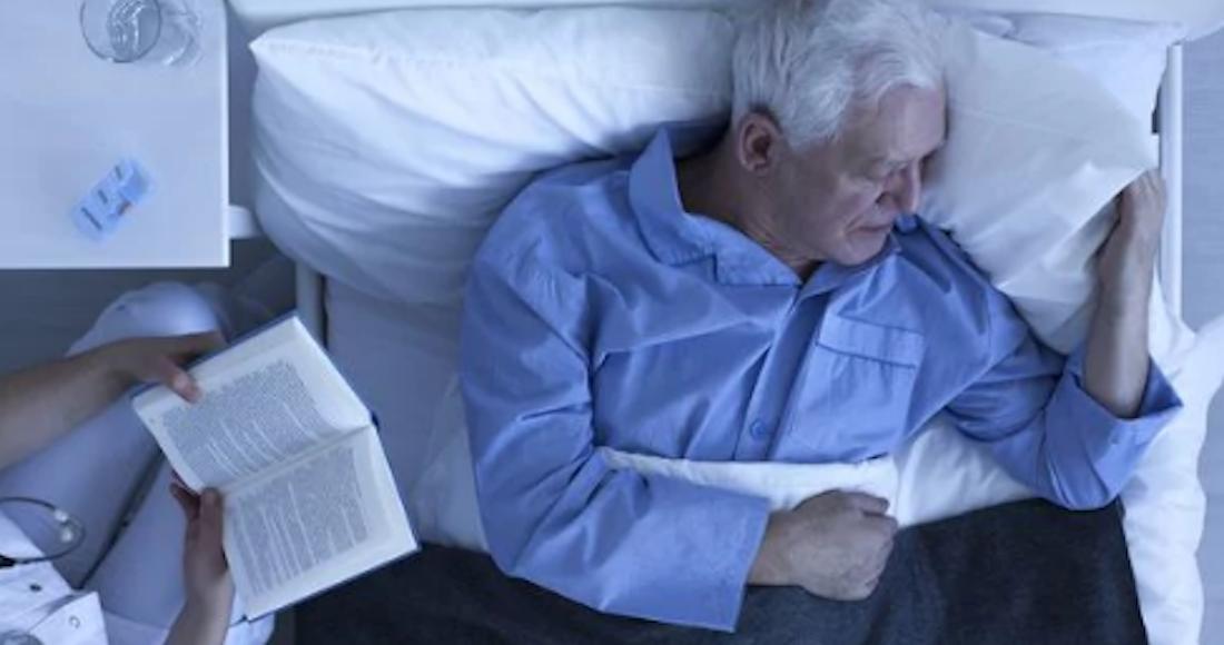 ¿Qué siente la gente antes de morir? (21:30 h)