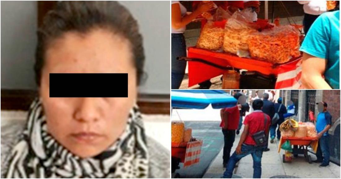 Rescatan a niños víctimas de explotación laboral en CDMX