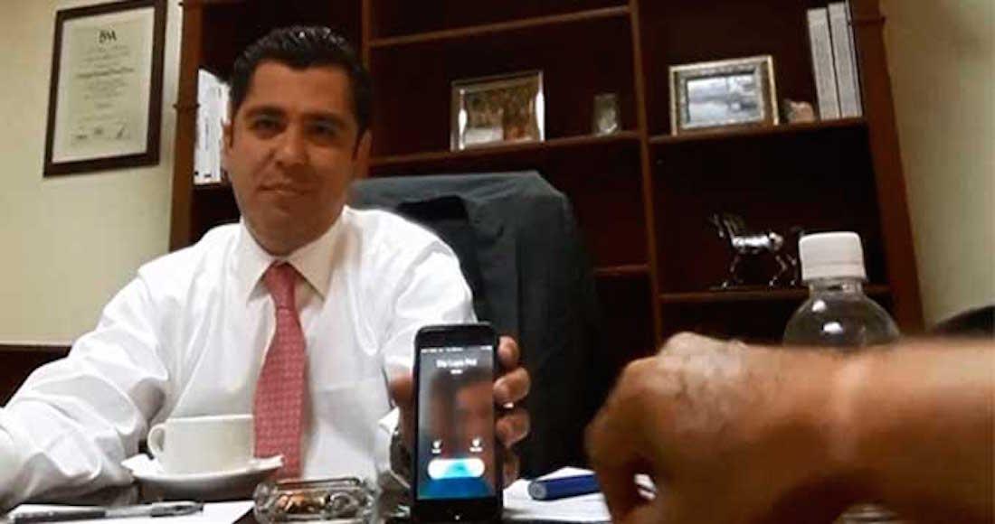 Renuncia al PAN diputado acusado de pedir 'diezmo'; van por su desafuero